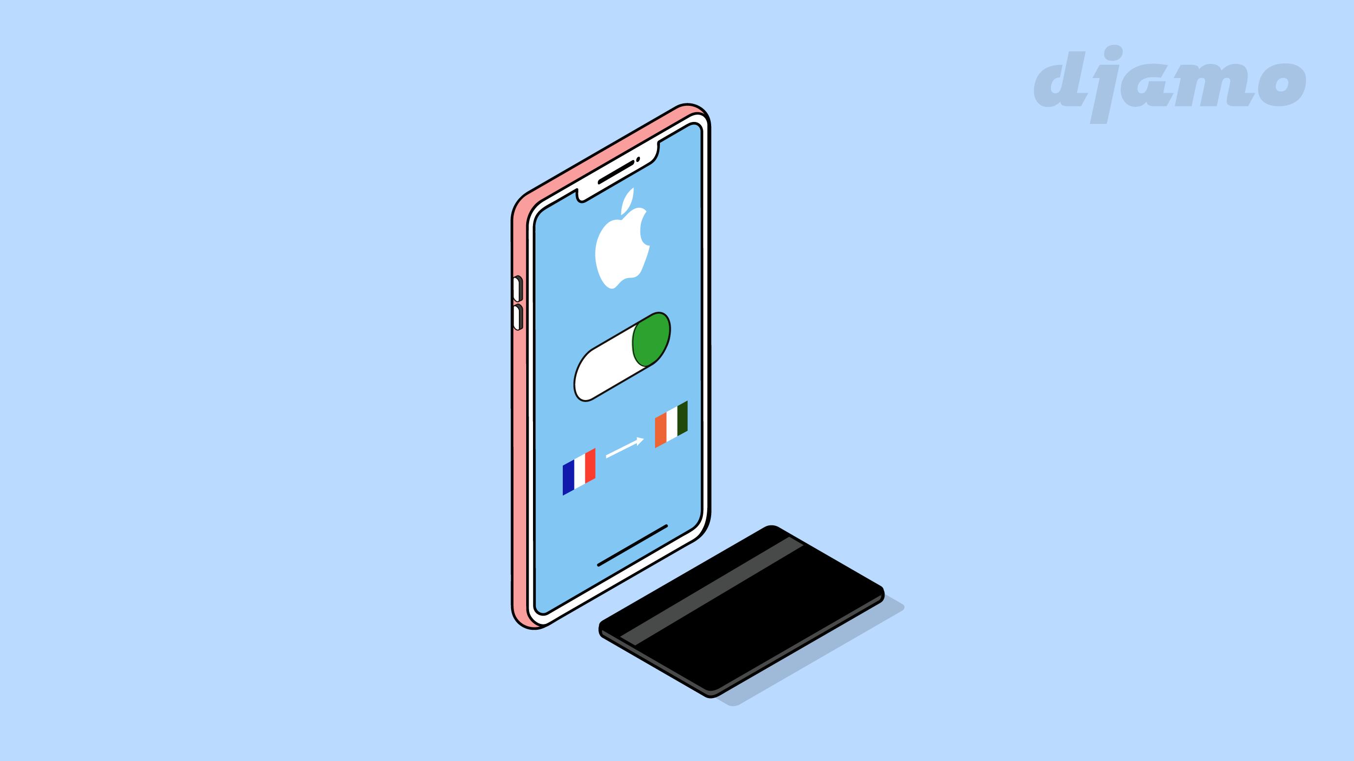 Comment réussir ses paiements sur Apple Store ?