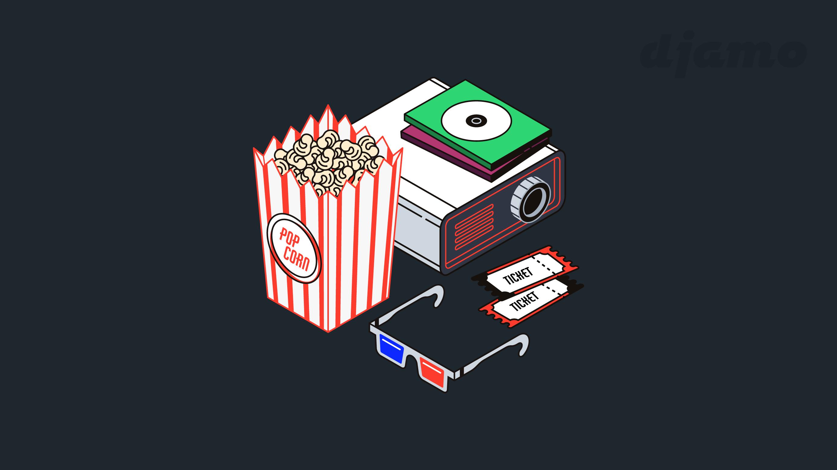 Kiffez vos films en réservant votre ticket de cinéma Majestic 🎬