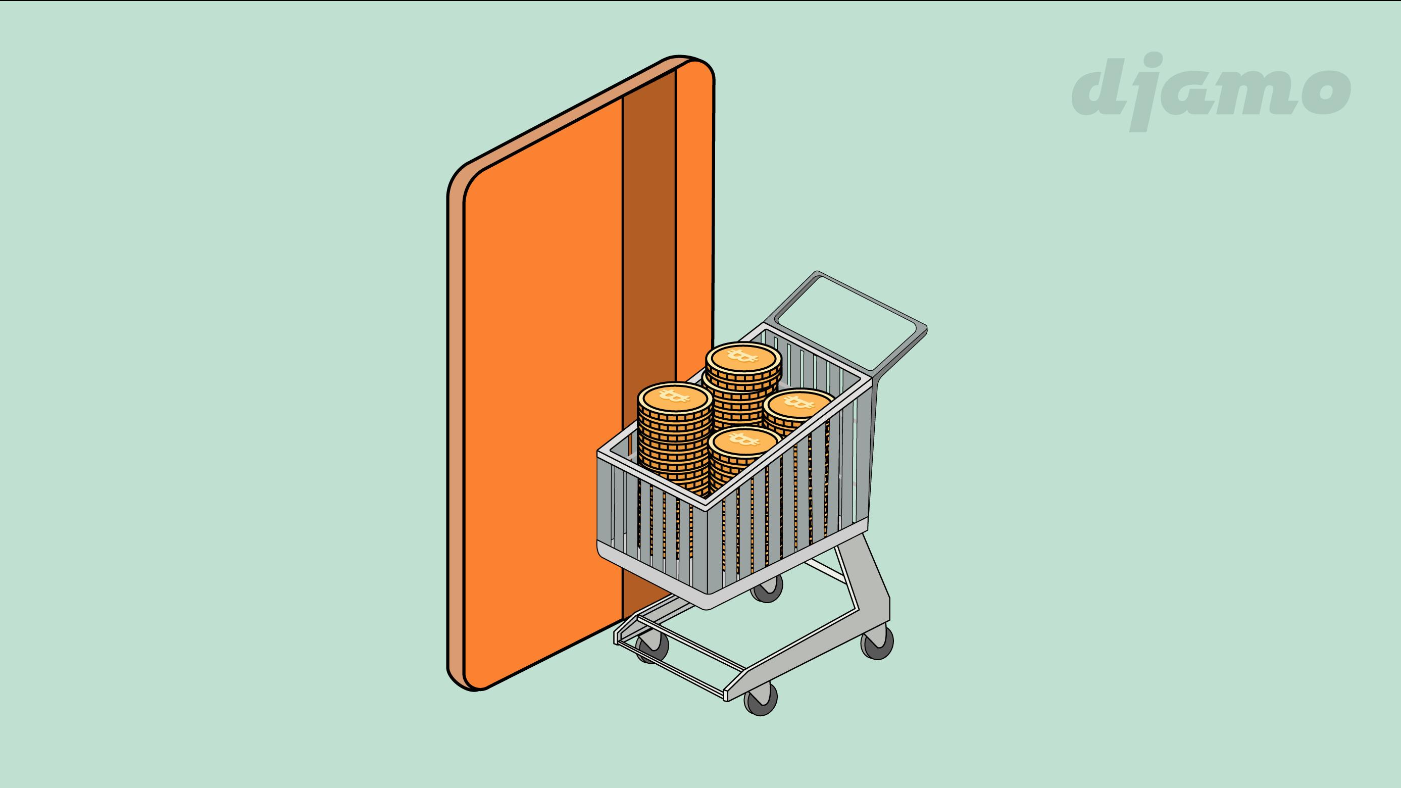 Quelles cartes pour acheter des Bitcoins ?