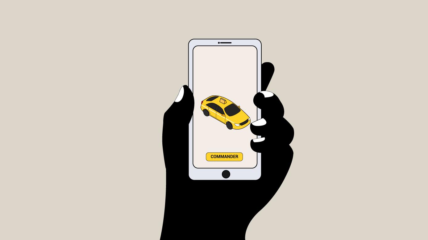 Commandez un taxi UBER avec la carte Djamo 🚖